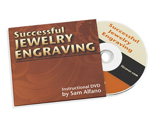 Successful Jewelry Engraving by Sam Alfano (DVD)